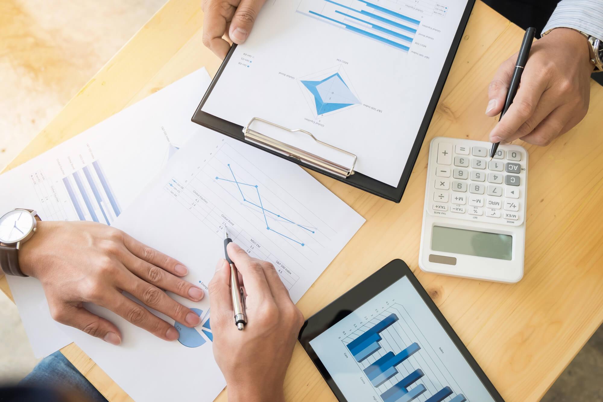 análise de crédito eficaz